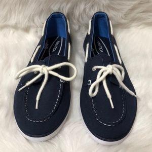 Nautica Shoes Pinecrest Canvas Boat Size 10 Poshmark